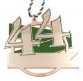 Jubiläumsorden - 44 Jahre - Farbe - grün