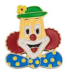 "Karnevalspin ""Clown"""