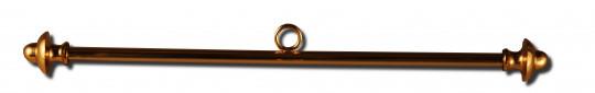 Querstange Messing 12mm 50cm | Messing poliert