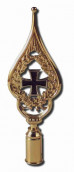 "Rahmenspitze ""Eisernes Kreuz"""