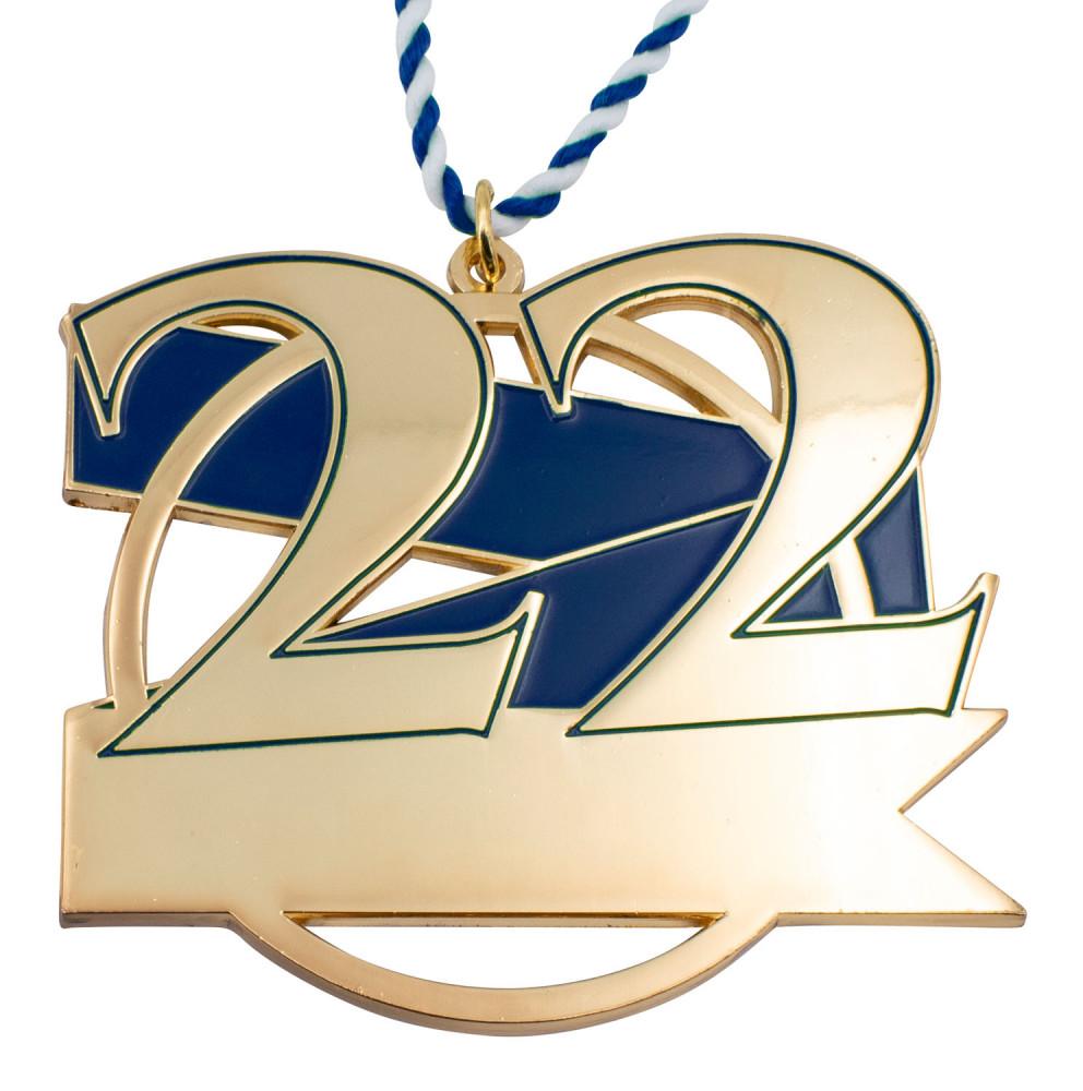 Jubiläumsorden - 22 Jahre blau
