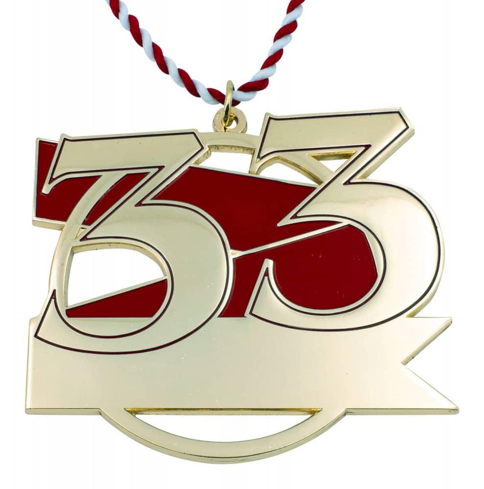 Jubiläumsorden - 33 Jahre rot