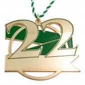 Jubiläumsorden - 22 Jahre grün