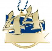 Jubiläumsorden - 44 Jahre blau