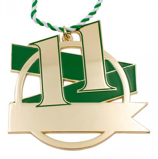 Jubiläumsorden - 11 Jahre grün