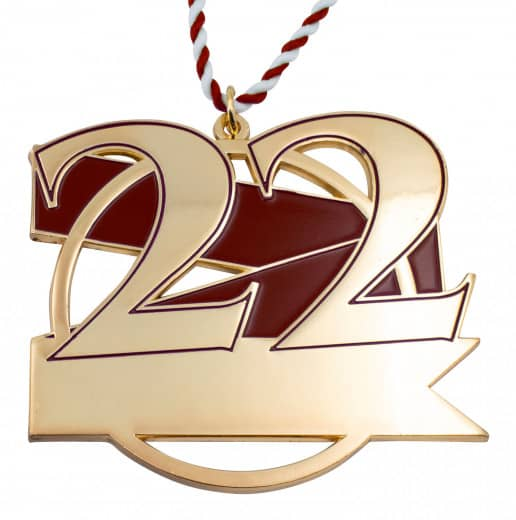 Jubiläumsorden - 22 Jahre rot