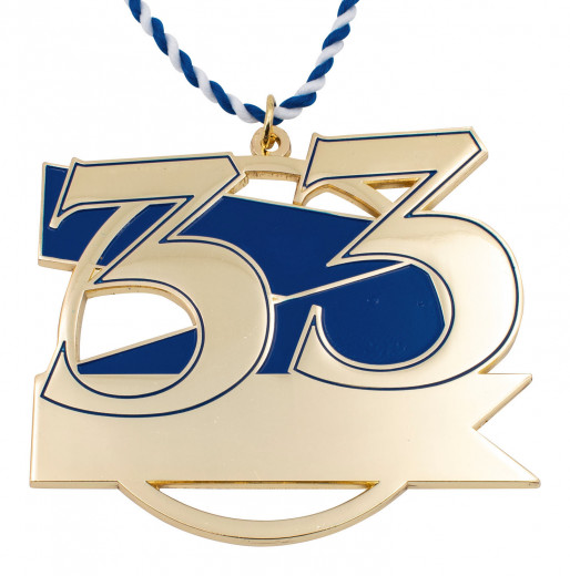 Jubiläumsorden - 33 Jahre blau
