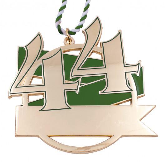 Jubiläumsorden - 44 Jahre grün