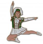 Tanzmariechen Sprung Pin