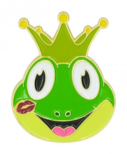 "Pin ""Froschkönig"""