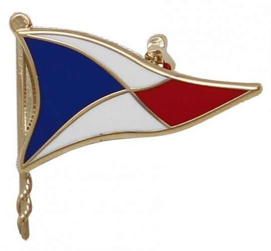 """Pins Hartemaille """"Fahne"""""""